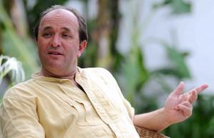 William Dalrymple, Internationally acclaimed writer of travel books.09.11.2009.Photo:A.Prathap
